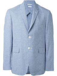 пиджак в мелкую клетку Thom Browne