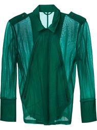zipped jacket Ann Demeulemeester