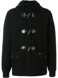 пальто с застежкой-тогл Bark