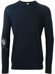 свитер с круглым вырезом Loewe