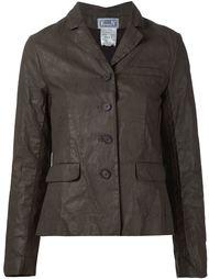 flap pockets fitted jacket Kristensen Du Nord