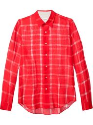 checked shirt Paul Smith