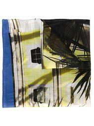 нагрудный платок с контрастной окантовкой Paul Smith
