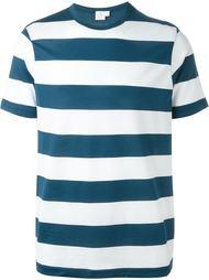 футболка в полоску  Sunspel