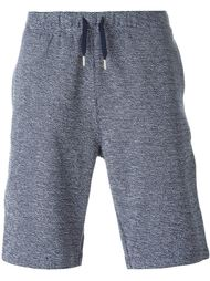 reverse loopback shorts Sunspel