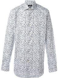 рубашка с цветочным принтом Paul Smith London