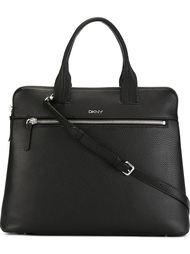 сумка-тоут на молнии DKNY