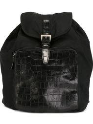 рюкзак с откидным клапаном Prada Vintage