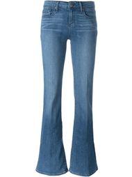 слегка расклешенные джинсы  Paige