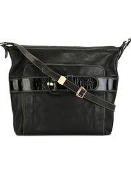 сумка на плечо с пряжкой Gianfranco Ferre Vintage
