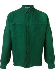 рубашка свободного кроя Missoni Vintage