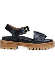 'Fussbett' sandals Marni