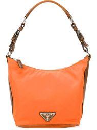 сумка-хобо на плечо Prada Vintage