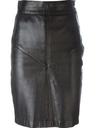 юбка-карандаш Alaïa Vintage