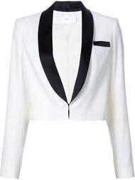 cropped tuxedo jacket Racil