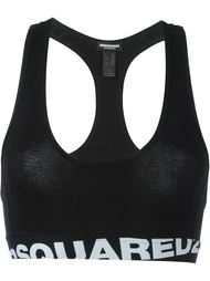 sports bra Dsquared2 Underwear