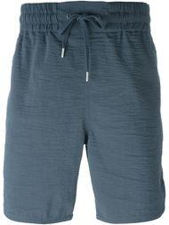 шорты с эластичным поясом Helmut Lang