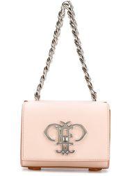 сумка на плечо с аппликацией с логотипом Emilio Pucci