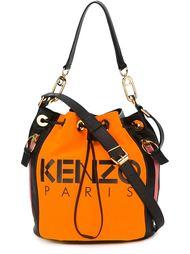сумка-мешок 'Kombo'  Kenzo