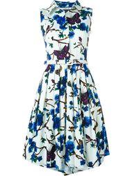 платье с принтом  'Claire'  Samantha Sung