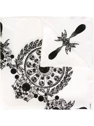 платок с принтом драгоценностей Givenchy