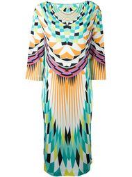 платье миди с геометрическим принтом Etro