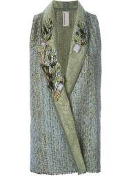 декорированная блузка  Antonio Marras