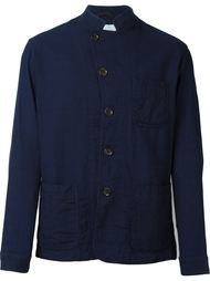 легкая куртка с высоким воротником Oliver Spencer