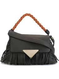fringed shoulder bag Sara Battaglia