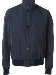 куртка-бомбер с высоким воротником Herno
