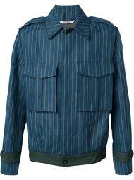 куртка-карго в тонкую полоску Umit Benan