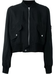 cropped bomber jacket Mm6 Maison Margiela