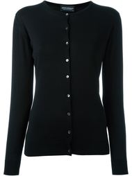 fitted cardigan John Smedley