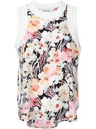 floral print tank top Elizabeth And James