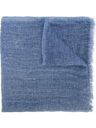 шарф с необработанными краями Ermanno Scervino
