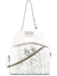distressed shoulder bag Maison Margiela