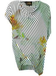 блузка с принтом  Vivienne Westwood Anglomania