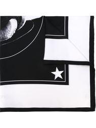 платок с принтом Givenchy
