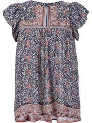 floral print blouse Ulla Johnson