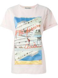 футболка с фото-принтом Être Cécile