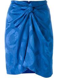 жаккардовая юбка 'Sophy' Isabel Marant