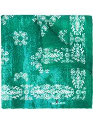 нагрудный платок с окантовкой Kiton
