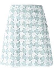 юбка с ажурной отделкой Tory Burch