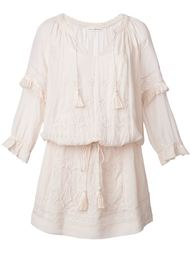 floral embroidery dress Ulla Johnson