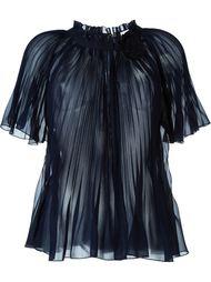 прозрачная блузка Muveil