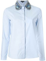 embellished collar shirt Holly Fulton