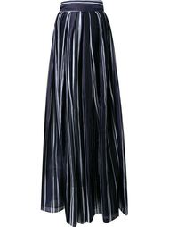 pleated wide-leg trousers Martin Grant
