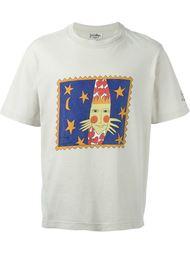 футболка с графическим принтом Jc De Castelbajac Vintage