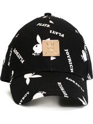 bunny print cap Joyrich