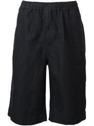 elastic waistband track shorts Our Legacy